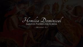 HOMILIA DOMINICAL: O Batismo do Senhor (São Gregório Nazianzeno - Séc. IV d.C.)