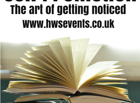 Self Promotion Part 2 - Promote in Print or in Person