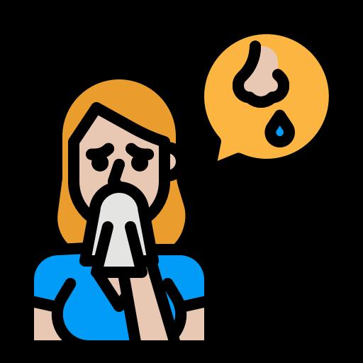 5859224 - flu nose rhinitis runny sick
