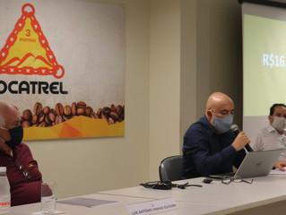 Cocatrel realiza Assembleia Geral Ordinária e define destinação dos mais de R$16 milhões de sobras