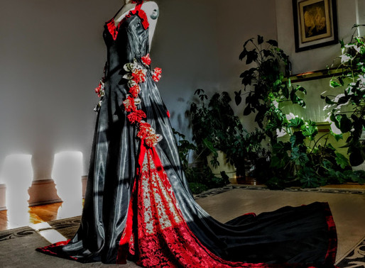 Art Gowns: Velvet Tango