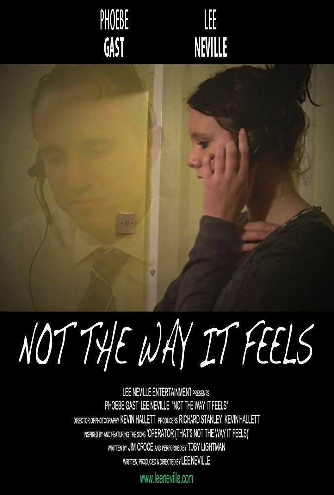 Not the Way it Feels short film poster