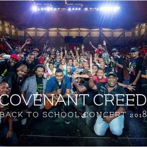 Covenant Creed! Youthful Praise & Worship