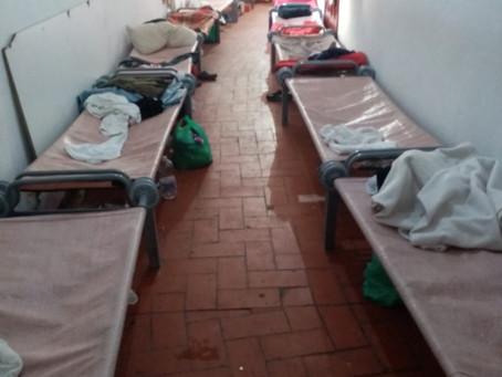 Melilla - Sin garantías sanitarias y con protestas
