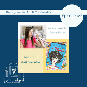 127: Parenting and Partner Tips with Brandy Ferner of ADULT CONVERSATION