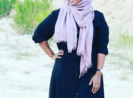 Amina Nasra Suleiman (Mogadishu, Somalia)