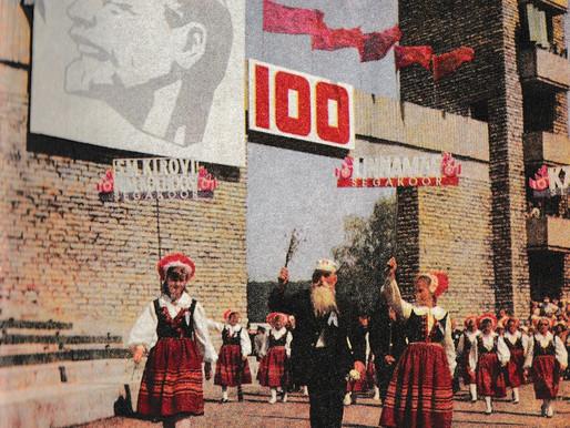 Soviet Estonia - 1970