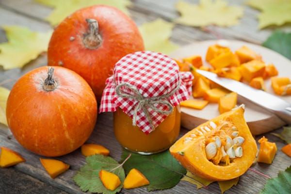 Rychlý recept na zdravou dýňovou marmeládu
