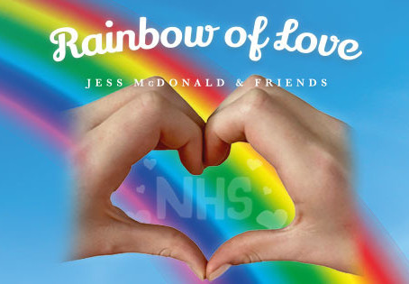 """11 Year Old Girl & Friends Release Tribute Single """"Rainbow Of Love"""" To Support The NHS"""