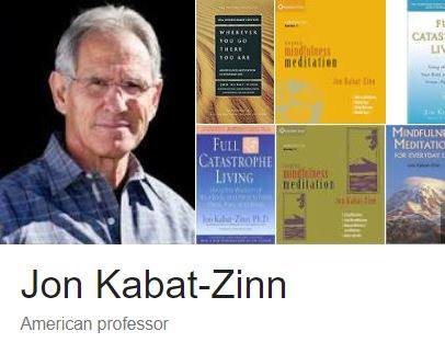 Jon Kabat-Zinn - Stress Reduction