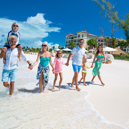 Best Types of Vacations to Take Your Family on Spring Break