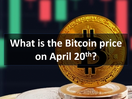 What is the Bitcoin price on 2020/Apr/20? *Finished *Reward Completed