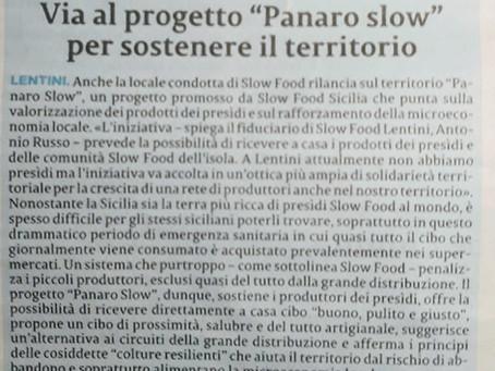"""Lentini - Via al progetto """"Panaro Slow"""" per sostenere il territorio"""