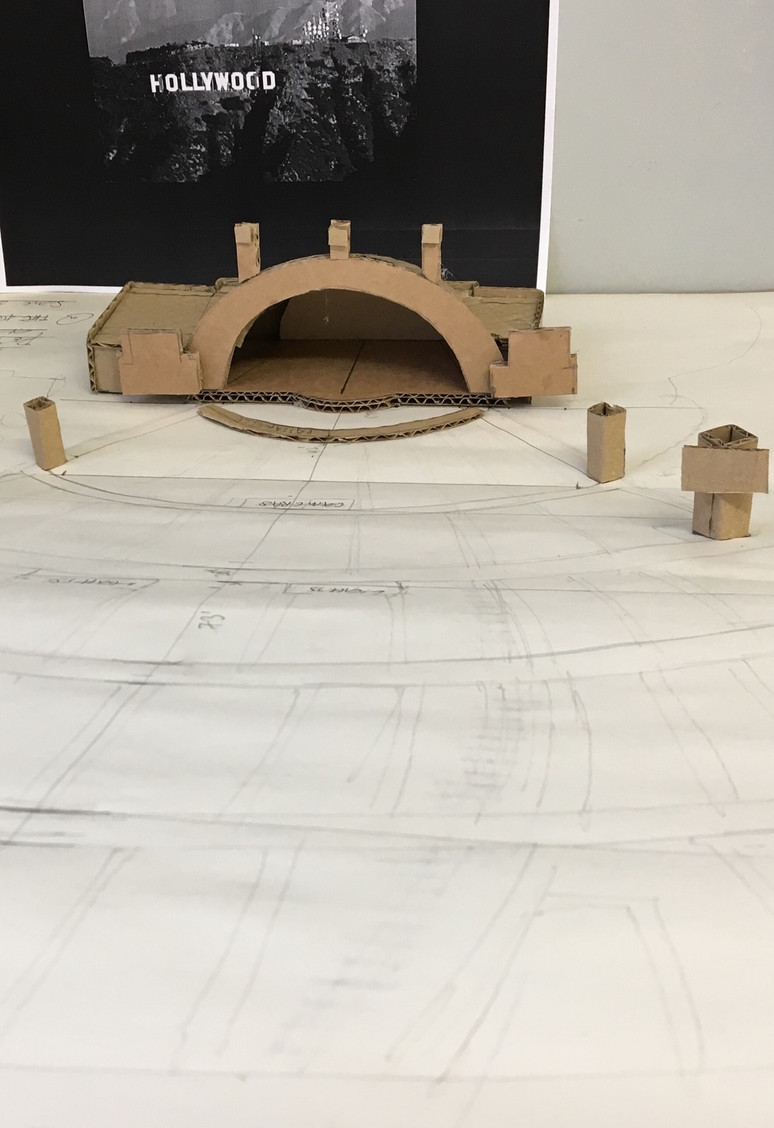 Set Model based on google maps...