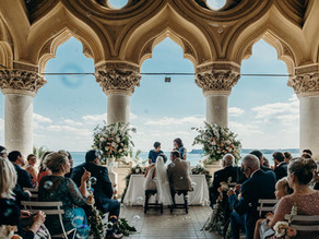 Step in to a New World by getting Married at the famous Lakes in Italy