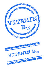 Витамин Б12 печат