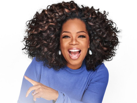 70. Oprah Winfrey - One of the Most Influential Person on the Plant and a Living Legend
