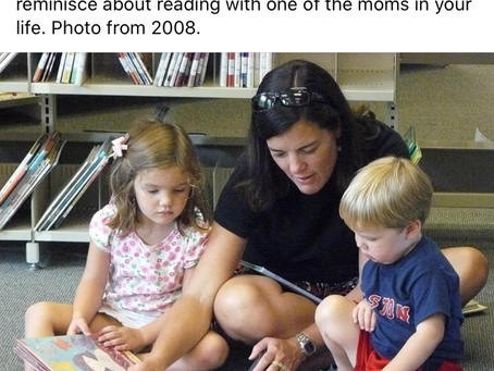 Mother's Day-Read with Mom