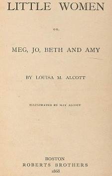 little women by Louisa m. Alcott book image