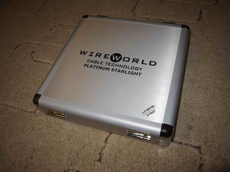 Wirewold Platinum Starlight USB