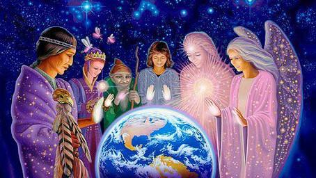 Contato com o Mundo Espiritual