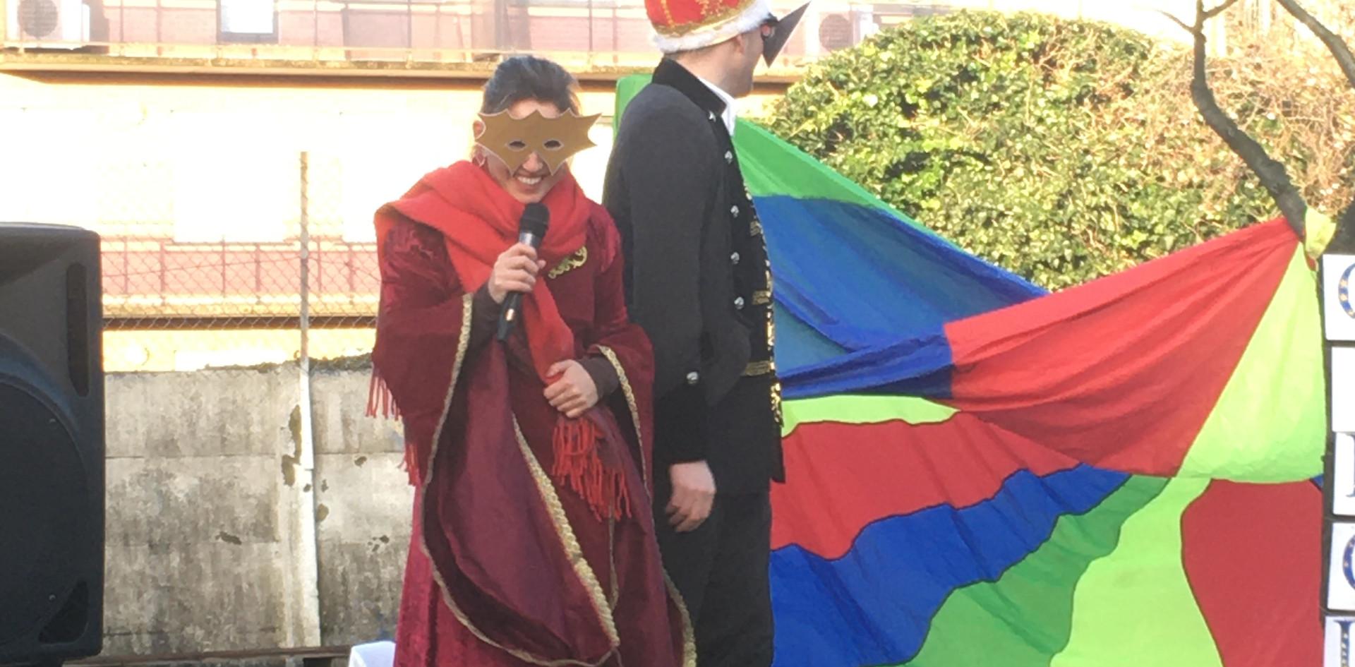 Prins en prinses Carnaval