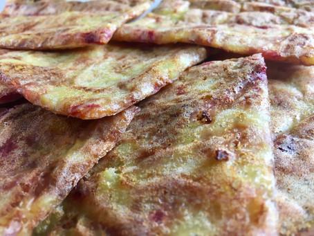Shamiz - kenyér helyett - videóval!