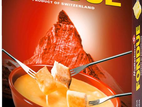 Matterhorn Cheese Fondue from Käse Swiss