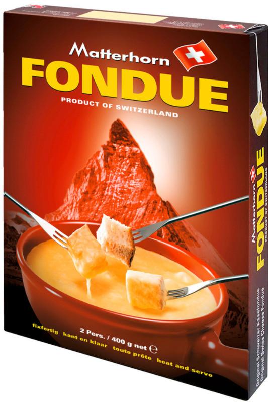 Matterhorn Cheese Fondue