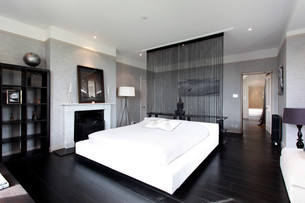 Bedroom Space Designed by our Lead Architect
