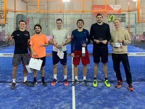 I.L.U Padel Open tõi padelikeskusesse kohale Eesti parimad padelimängijad