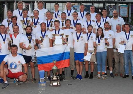 В Болгарии завершился чемпионат Европы по авиамодельному спорту.