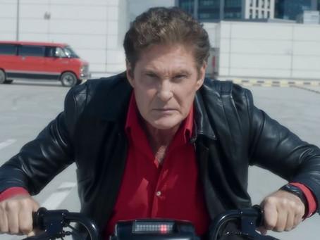 """Mobile.de und David Hasselhoff fesseln mit """"Moped Rider"""" die Zuschauer bei Welect"""