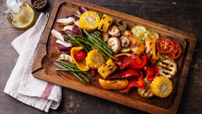 Zdravě grilovaná zelenina