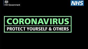 Contain the Spread of the Coronavirus