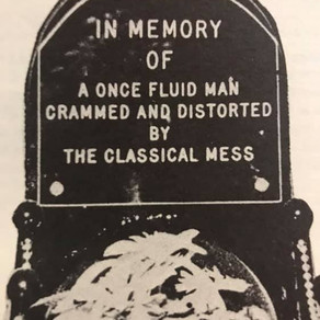 The Death of the Classical mess
