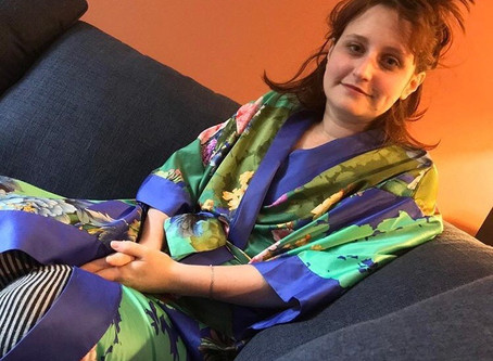 recovery fashion part 5: my favorite robe