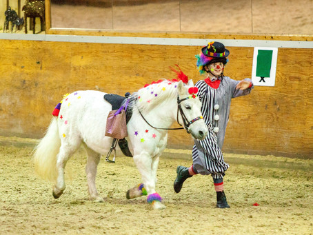 IAN & VICKY WINFIELD ( OLDENCRAIG EQUESTRIAN CENTRE)