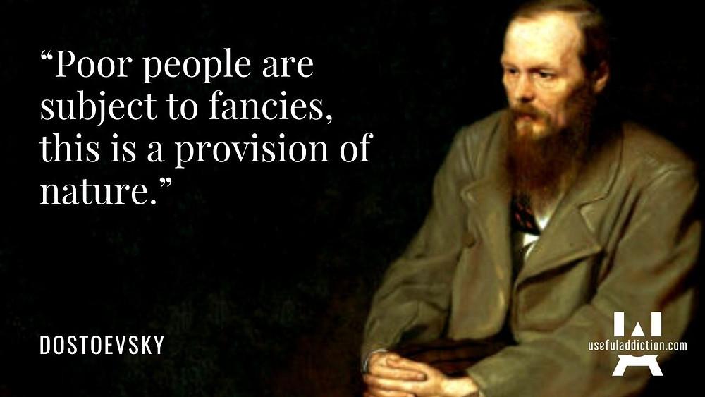 Dostoevsky Poor Folk Quotes