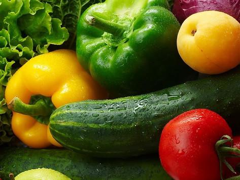 Фрукты, овощи и наше давление.