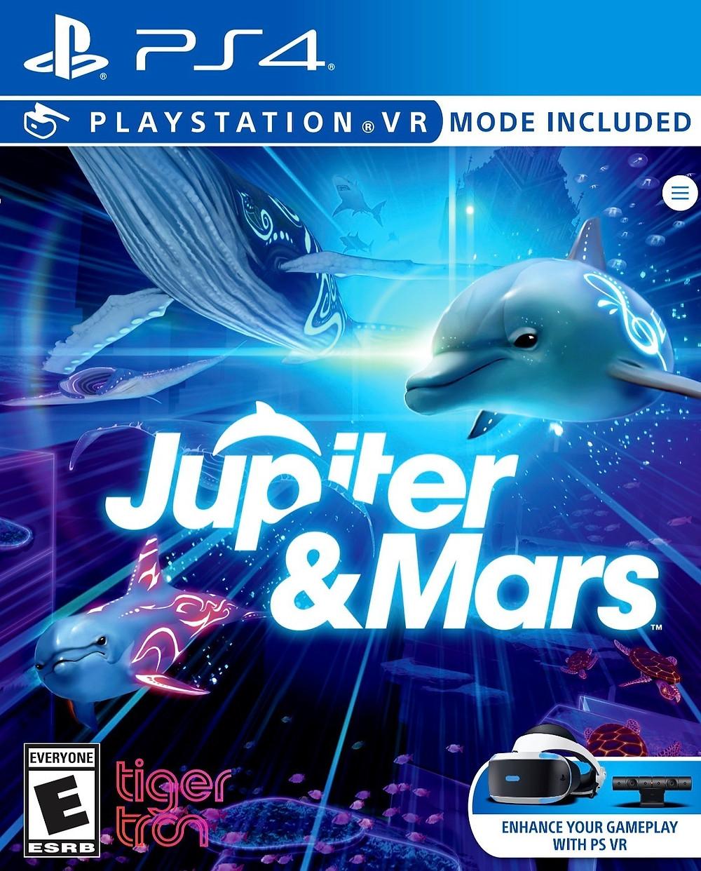Jupiter & Mars Boxart Boxshot