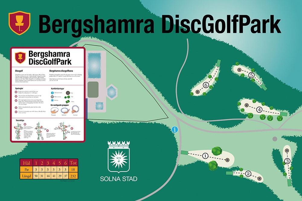 #bergshamradiscgolfpark #discgolfpark #discgolf #bergshamra #solna