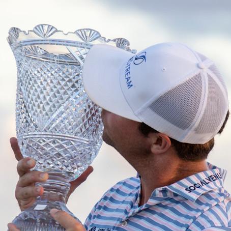 Hudson Swafford gana la 3ra edición del Corales Puntacana Resort & Club Championship PGA TOUR