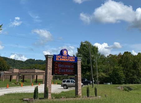 Teacher Appreciation at East Knox Elementary