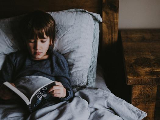 Wenn mein Kind Angst vor dem Einschlafen oder fantastischen Wesen hat