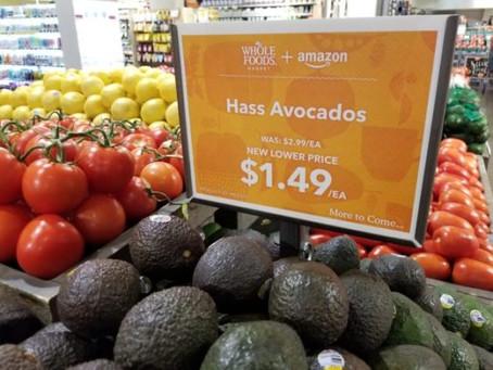 Amazonification of offline world