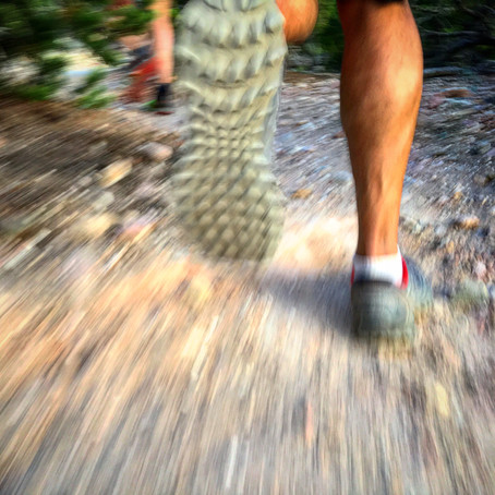 Have you ever had a running injury?  Or an injury that has kept you from running?