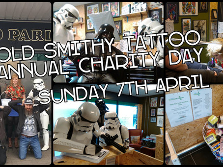 Annual Charity Day - Sunday 7th April