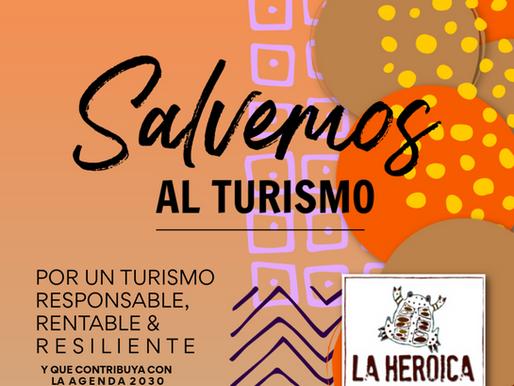 """Campaña """"Salvemos al Turismo"""""""