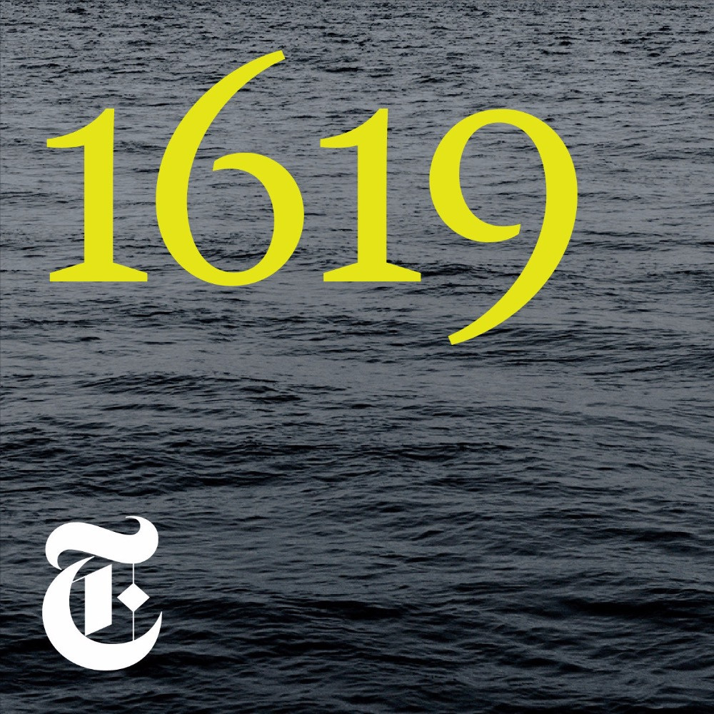 '1619' graphic from The New York Times